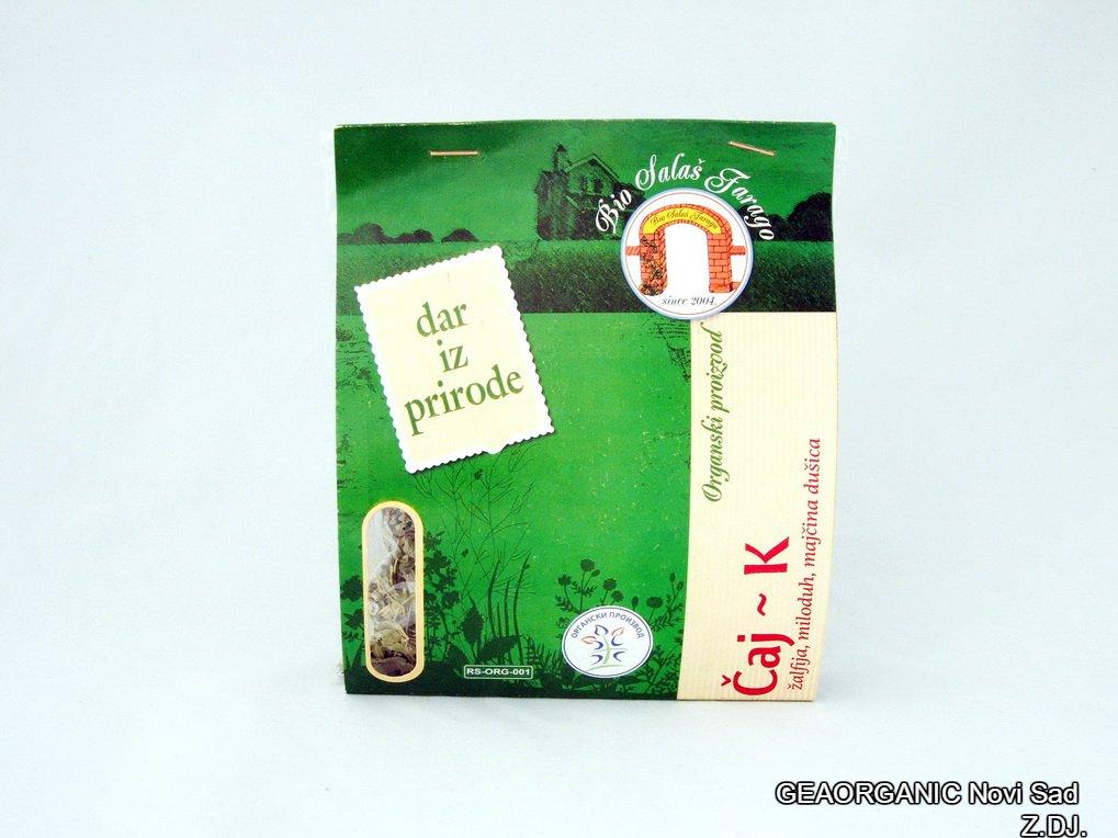 Čaj – K 50gr