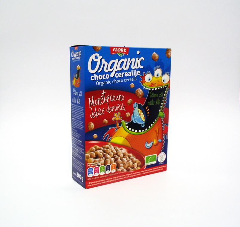 Čokoladne cerealije 200gr