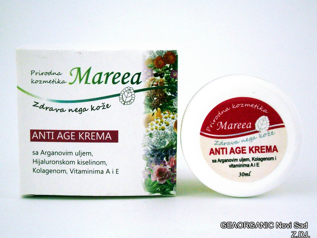 Anti age krema Mareea 30ml
