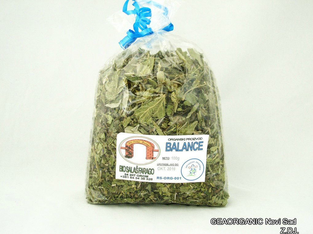 Čaj Balance 100gr
