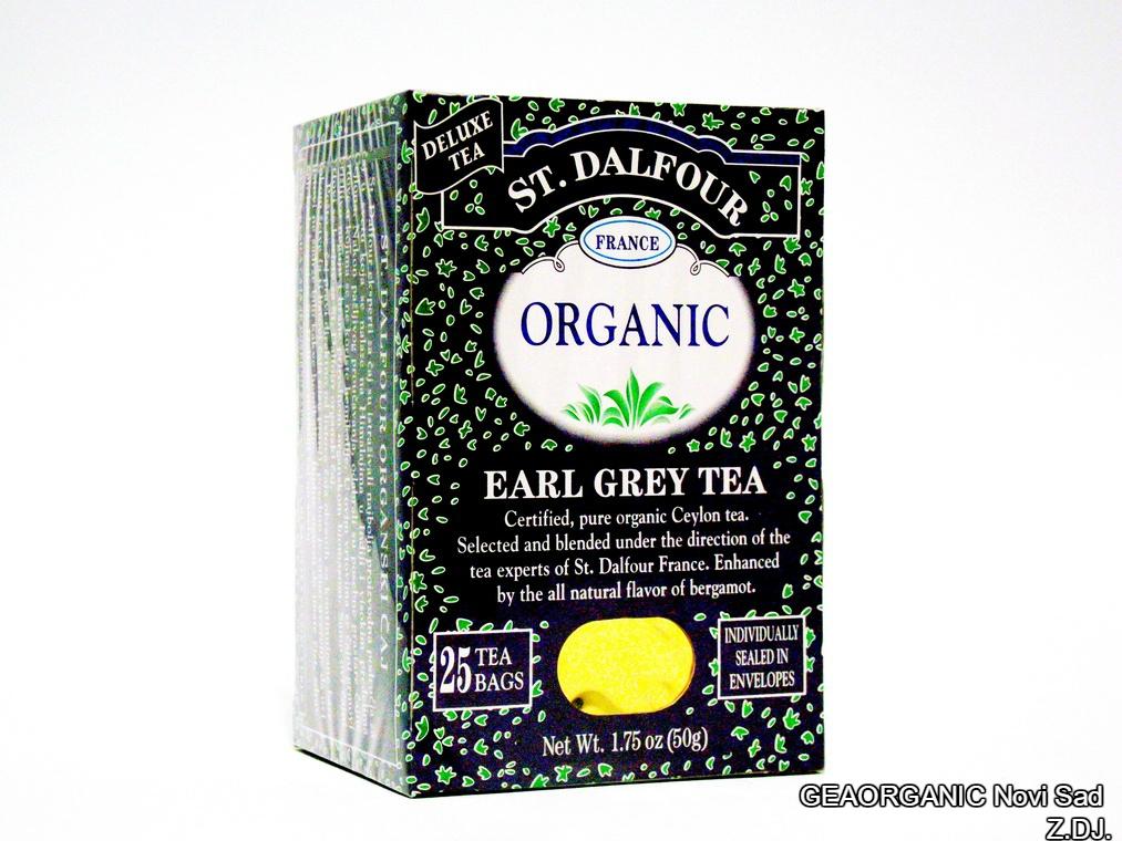 Organski Crni Čaj – Earl Grey 50gr