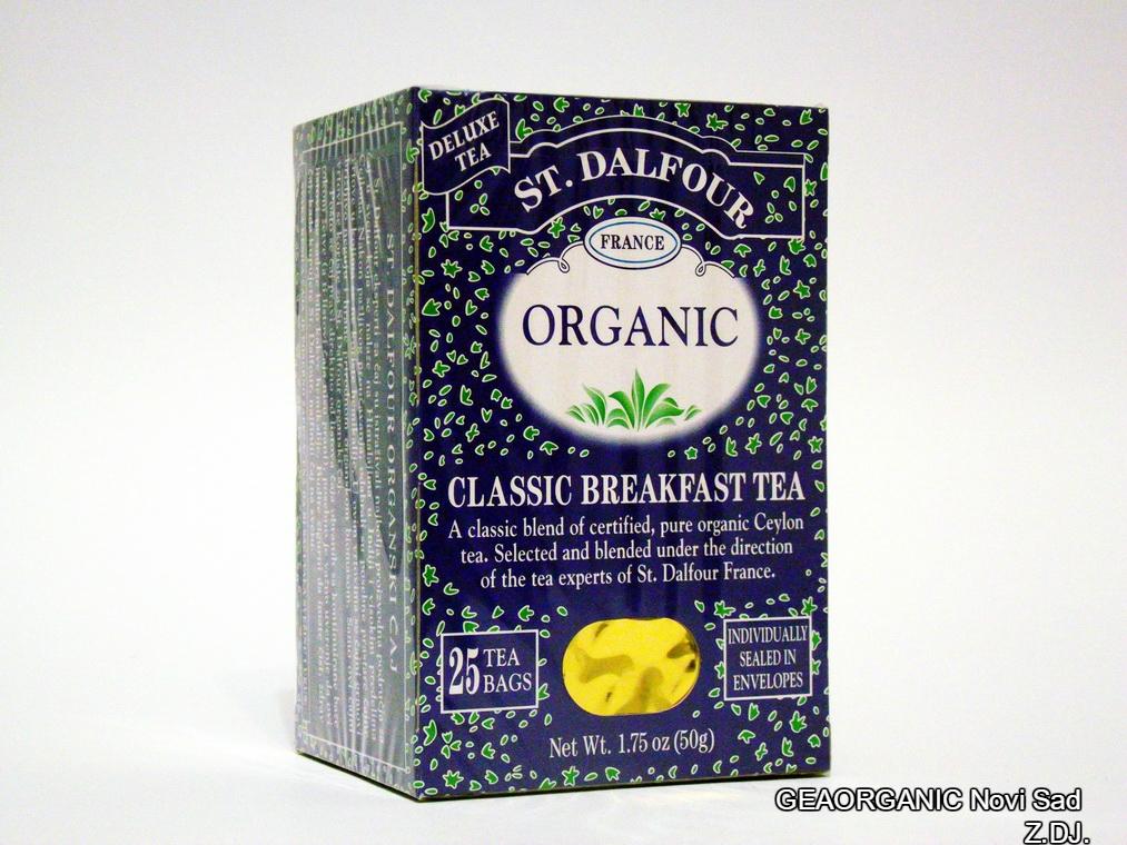 Organski Crni čaj 50gr
