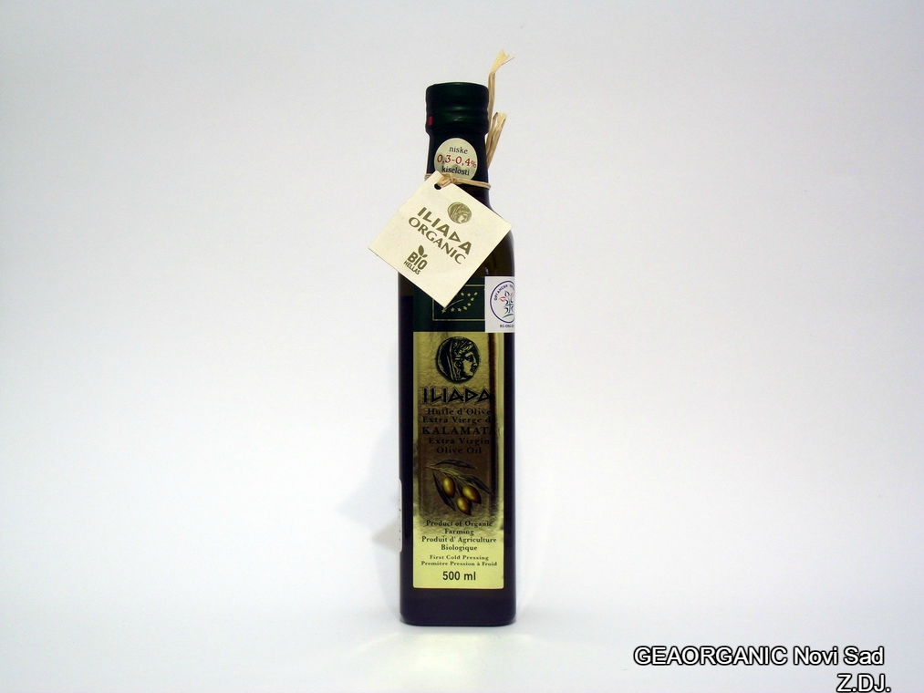 Devičansko maslinovo ulje 500ml