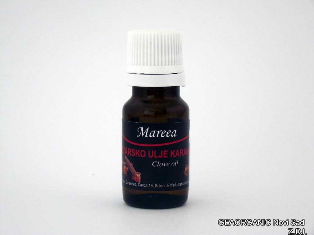 Etarsko ulje karanfilića Mareea 10ml