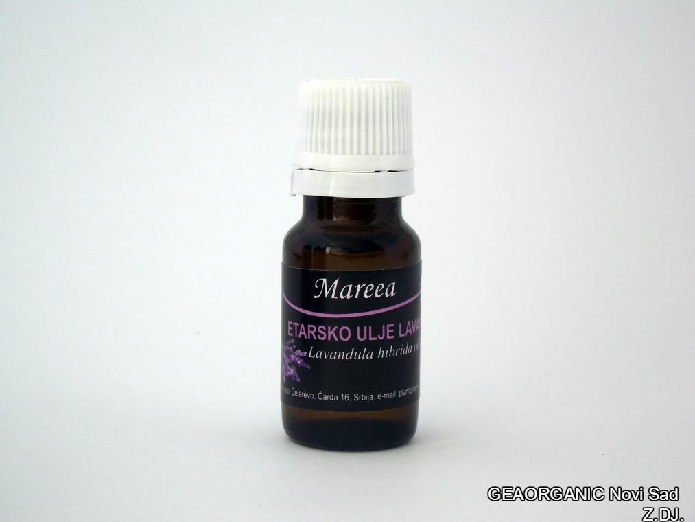 Etarsko ulje lavande Mareea 10ml