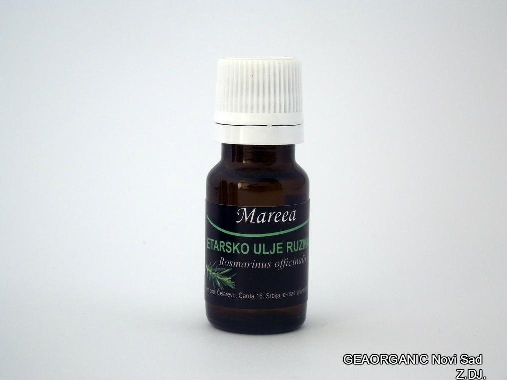 Etarsko ulje ruzmarina Mareea 10ml