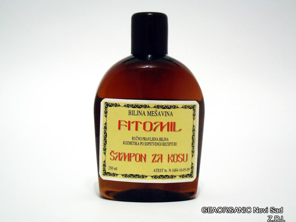 Fitomil Šampon za kosu 250ml