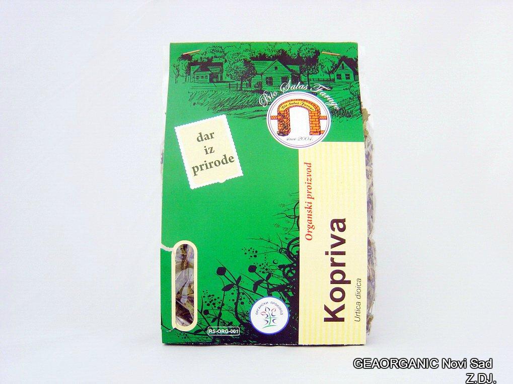 Čaj Kopriva 80gr