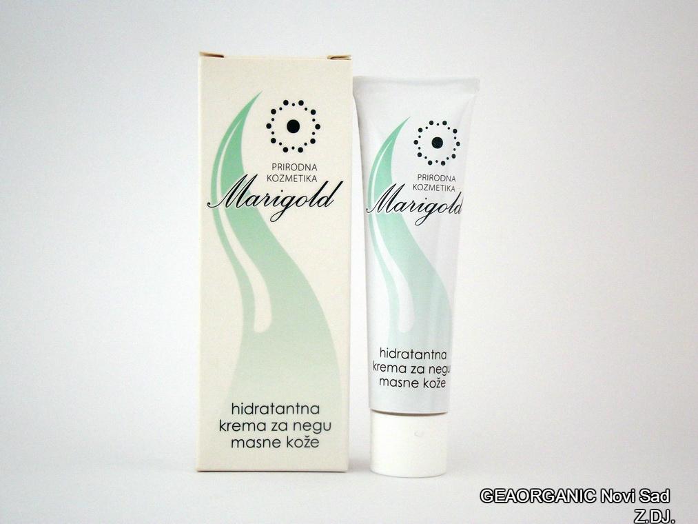 Hidratantna krema za masnu kožu 30gr
