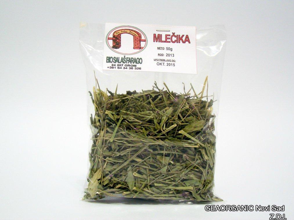 Čaj Mlečika 50gr