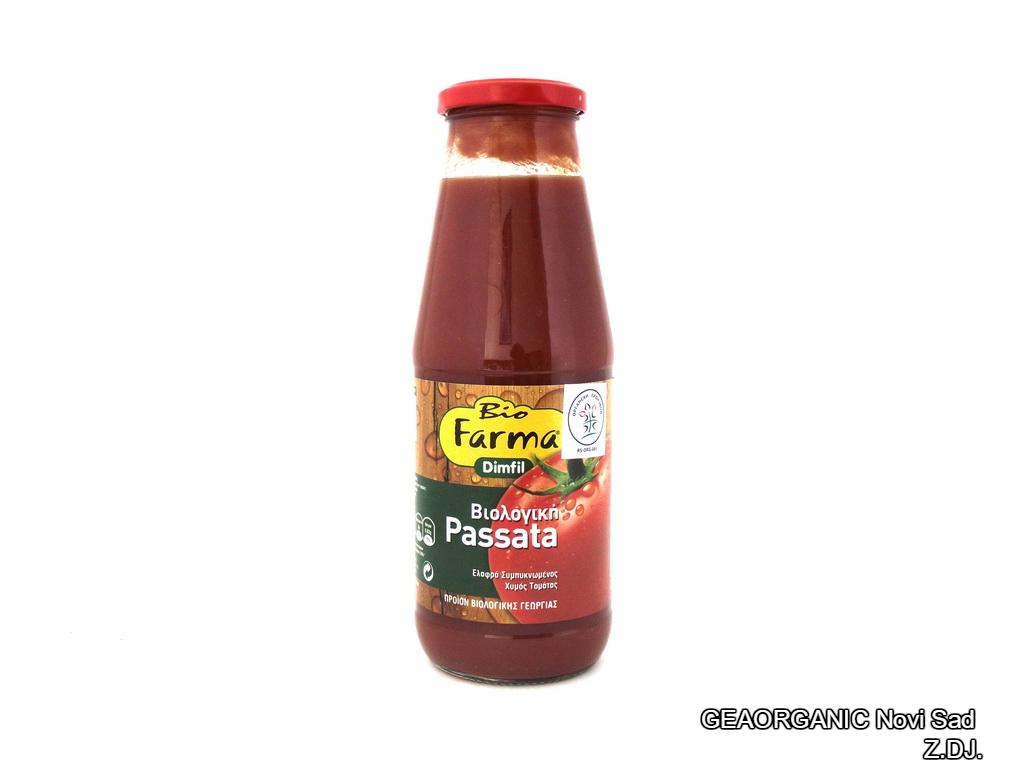 Organski sok od paradajza 680gr