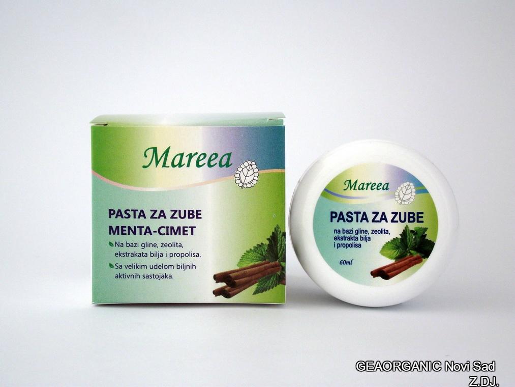 Pasta za zube Mareea 60ml