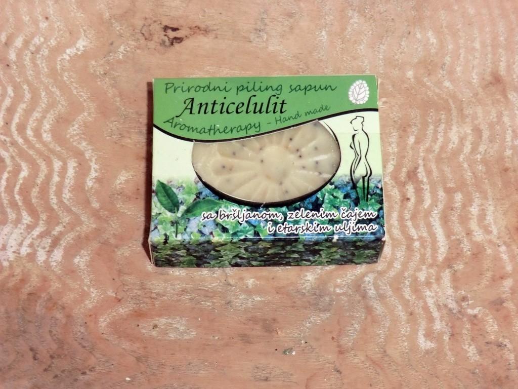 Prirodni piling sapun Anticelulit 75gr