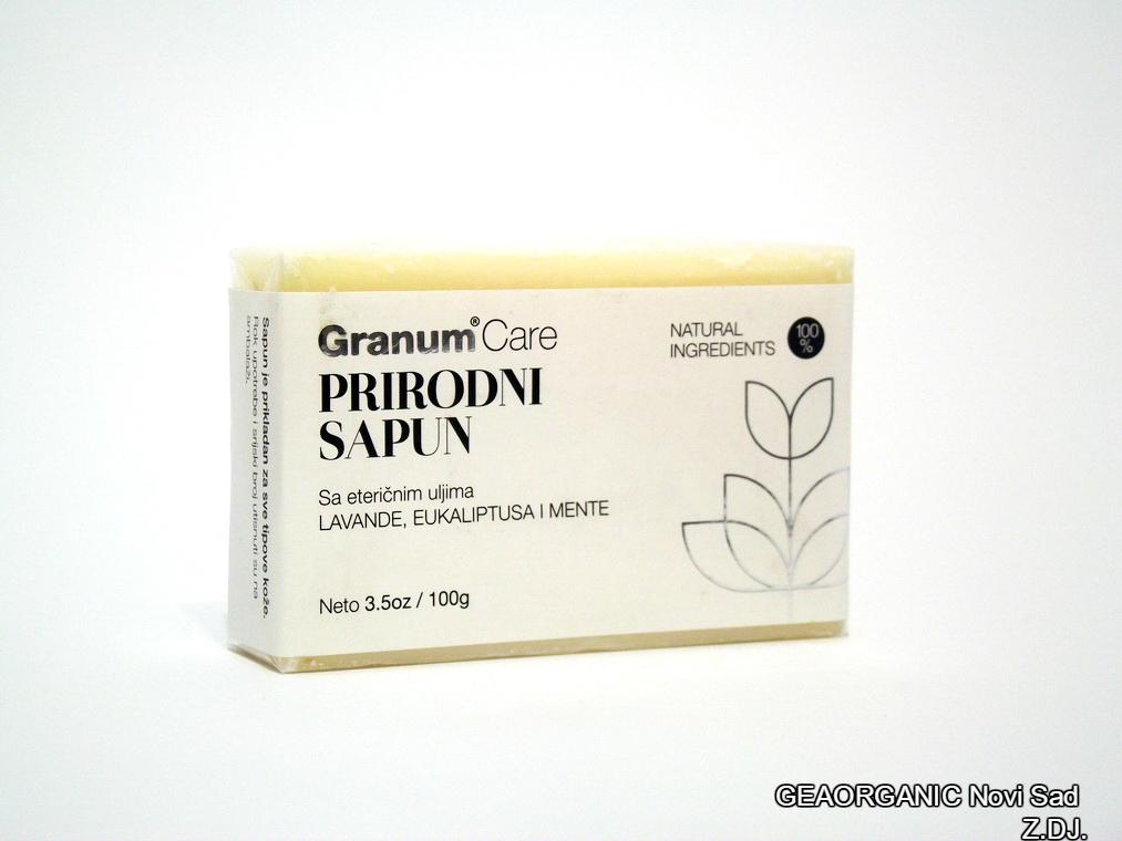 Prirodni sapun 100gr