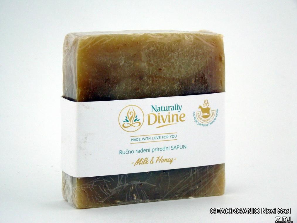 Prirodni sapun Milk&Honey 90gr