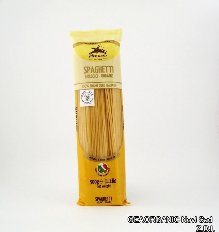 Testenina spageti bio 500gr