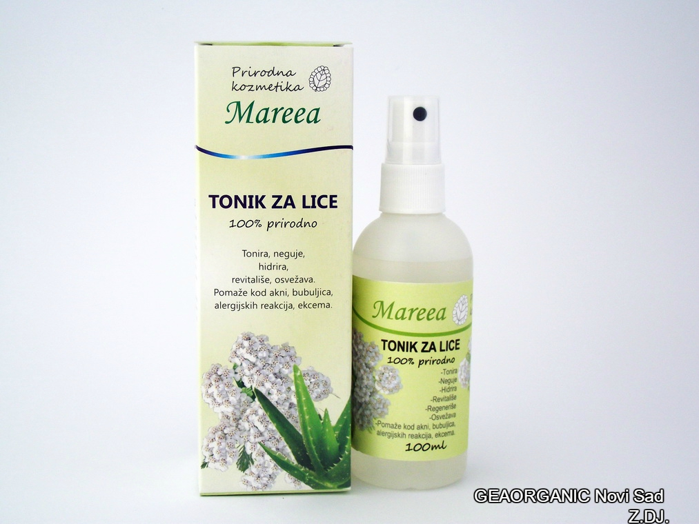 Tonik za lice Mareea 100ml