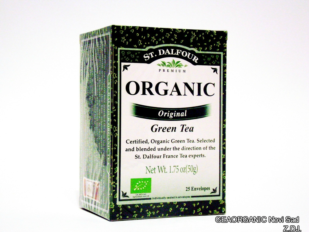 Organski Zeleni Čaj 50gr
