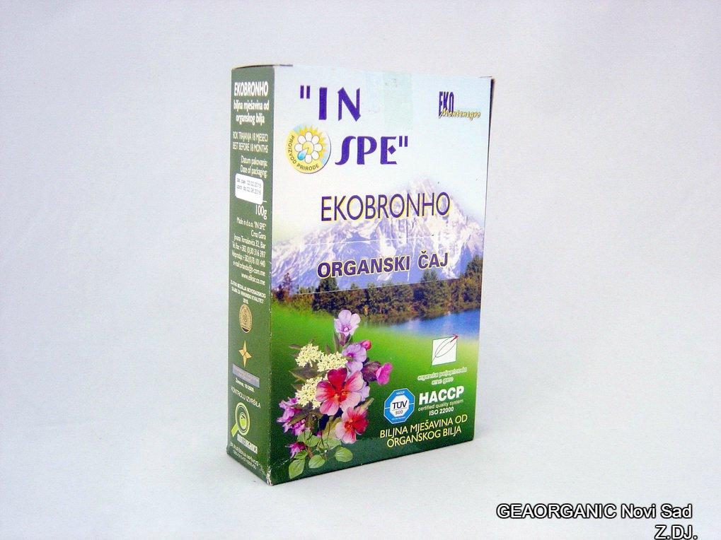 EKOBRONHO organski čaj 100gr