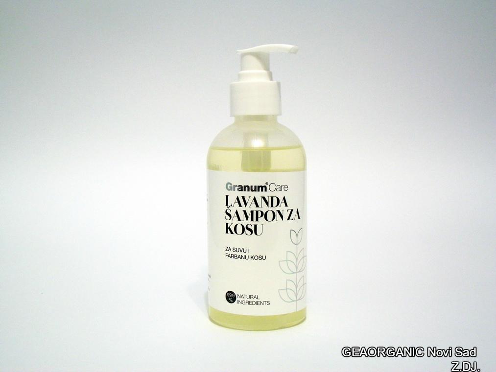 Šampon za suvu i farbanu kosu 270ml