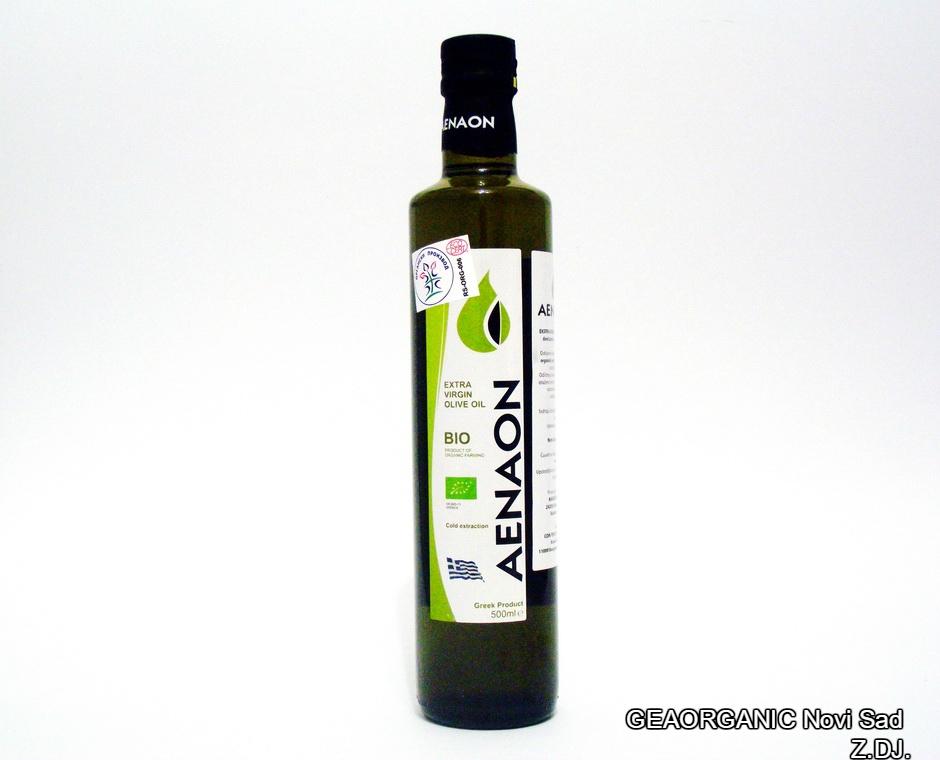 Organsko Devičansko maslinovo ulje 500ml
