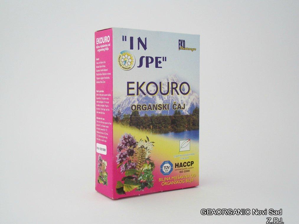 EKOURO organski čaj 100gr