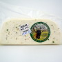 Kozji sir sa belim lukom