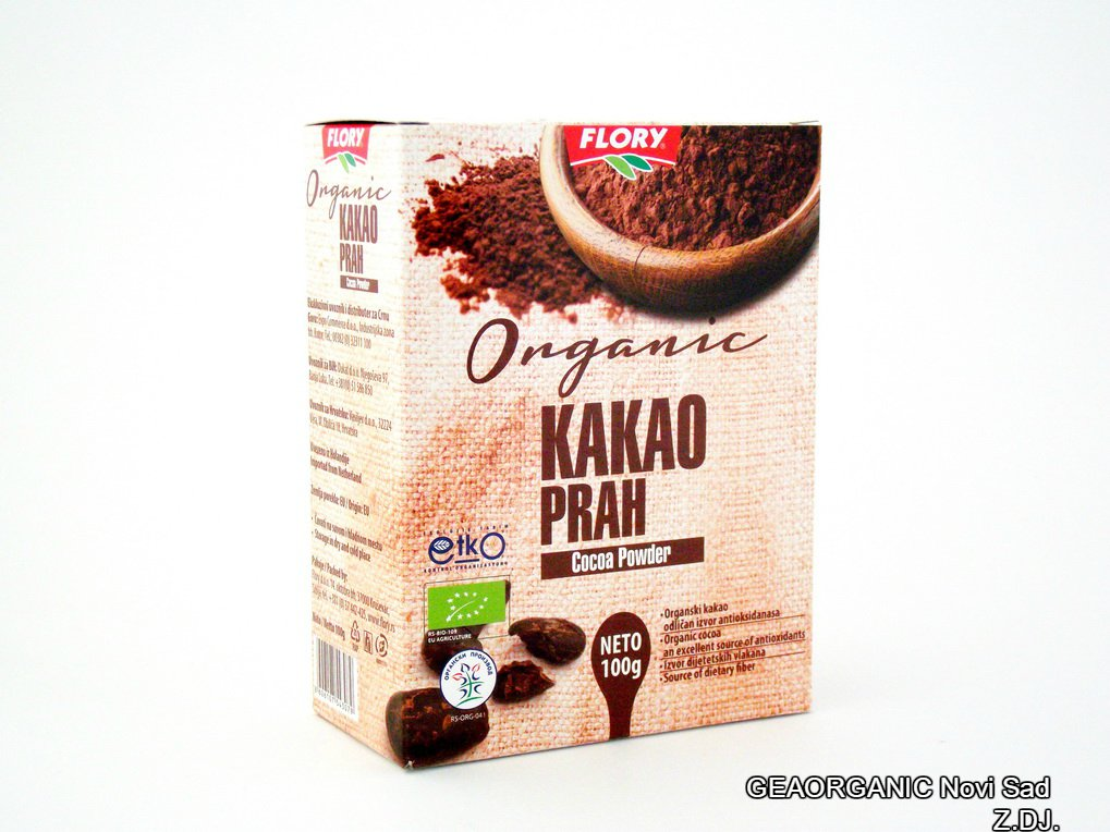 Organski kakao prah 100gr