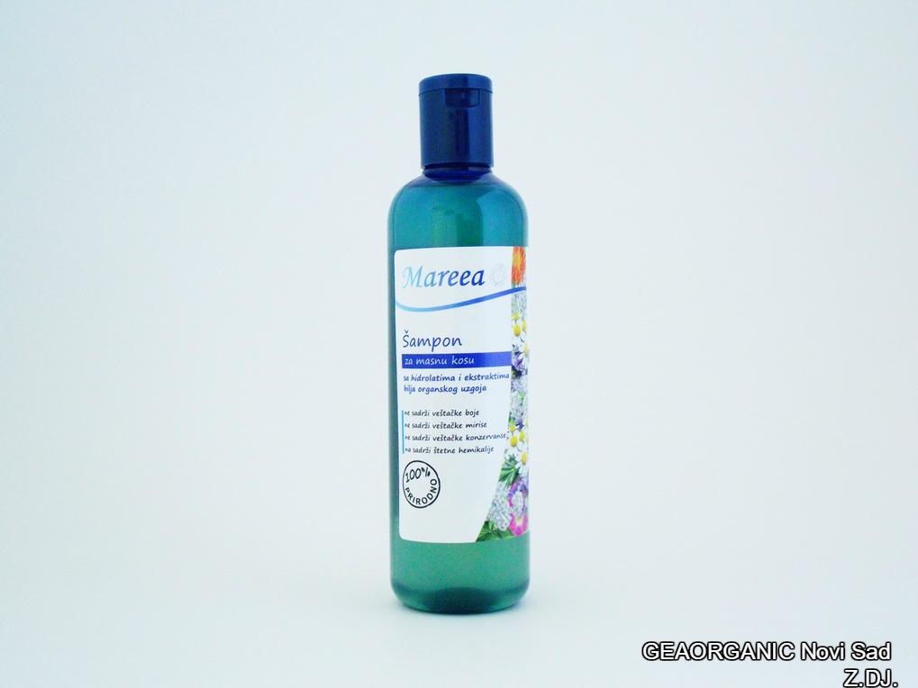 Šampon za masnu kosu 270ml