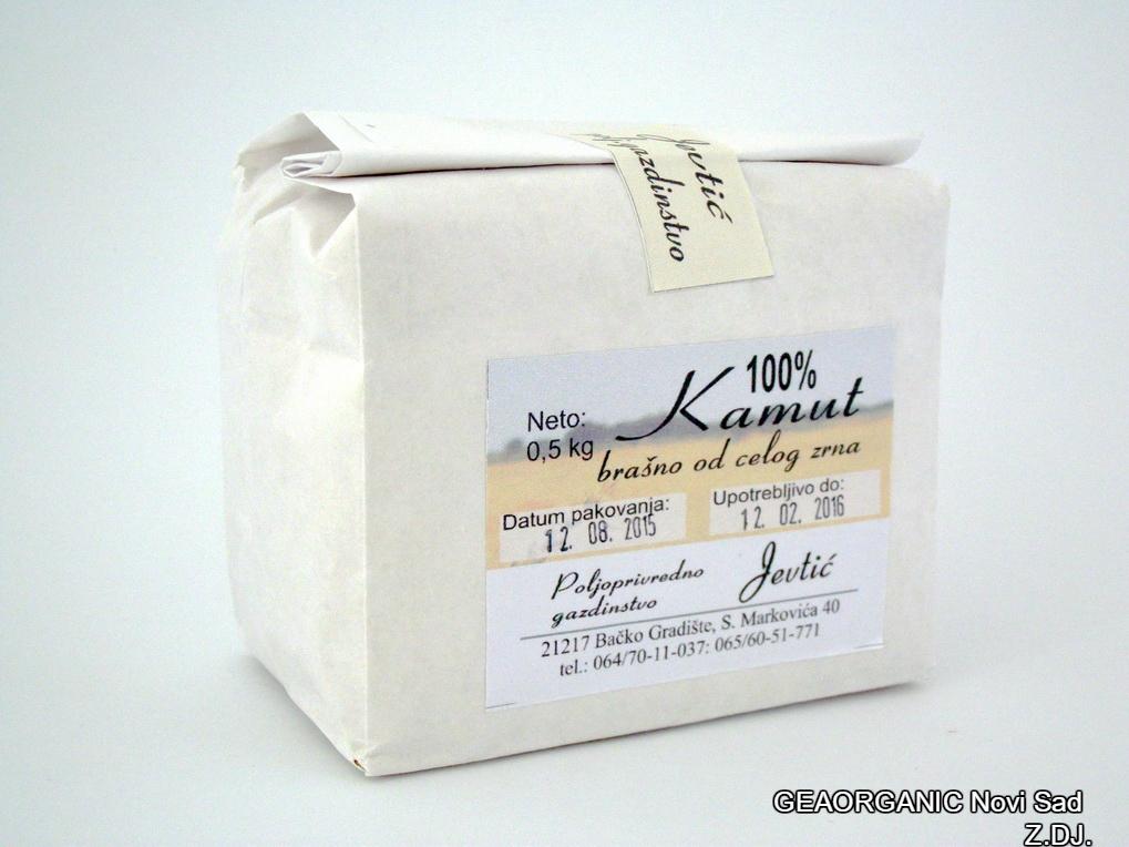 Kamut – brašno od celog zrna 0,5kg