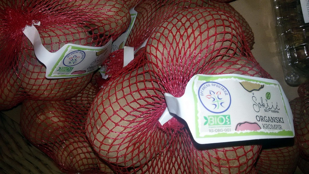 Krompir 1 kg (crveni)