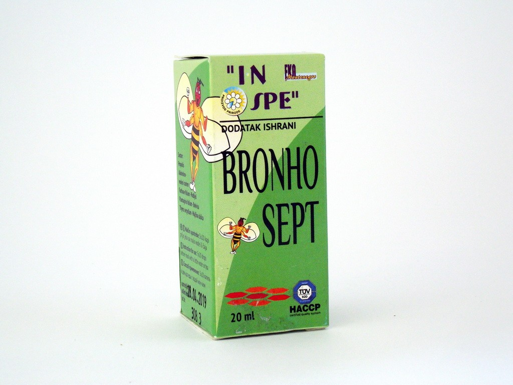 Bronho Sept 20ml
