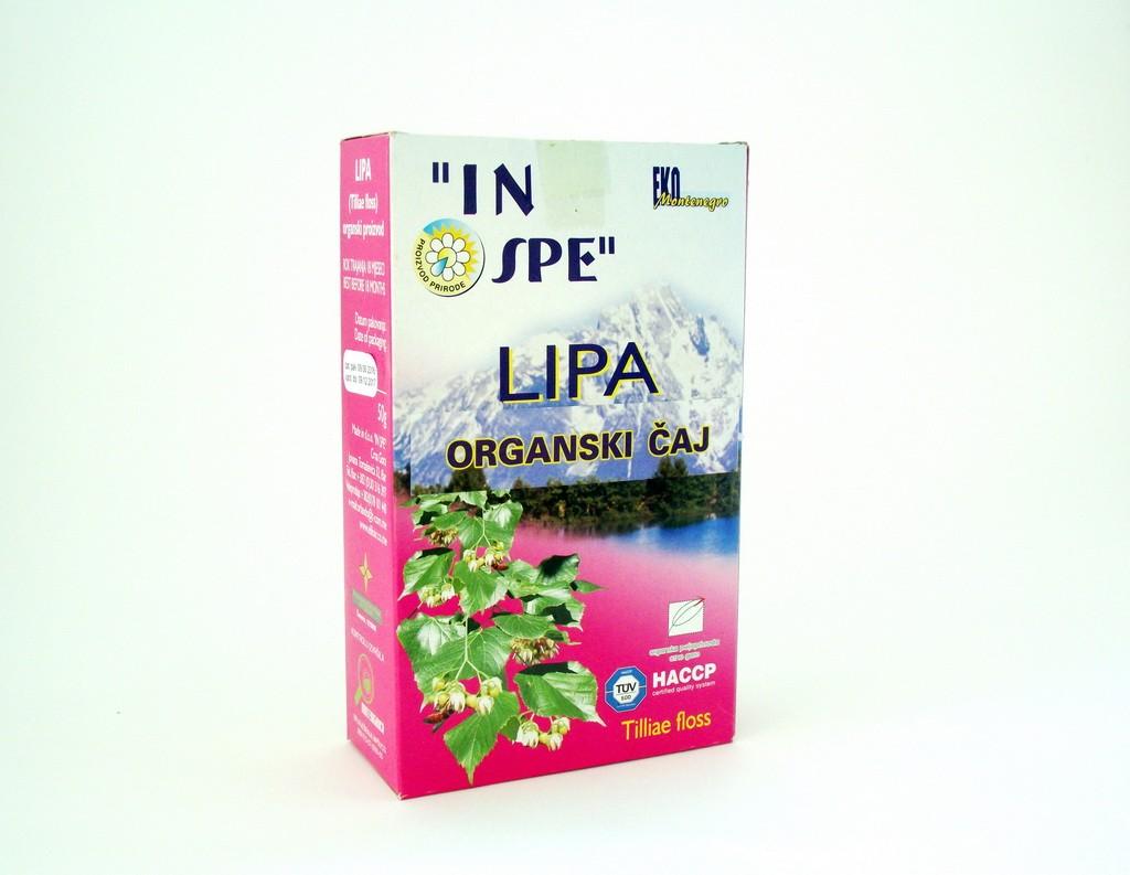 Lipa organski čaj 50gr