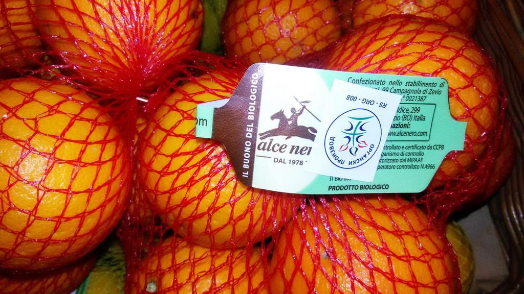 Organska pomorandža 1kg